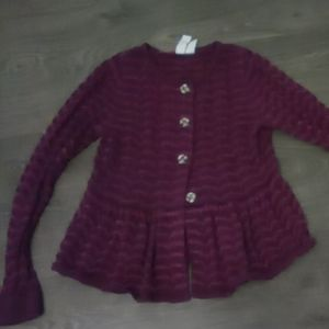 Matilda Jane sweater jacket